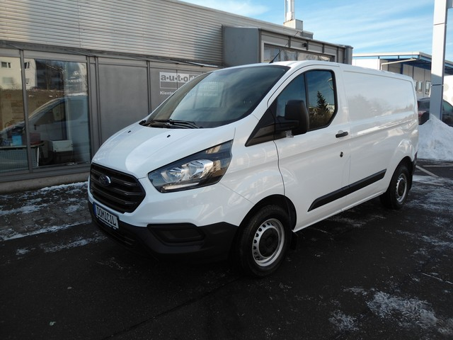 Ford Transit Custom L1 Basis 105 PS 6-Gang Schalter