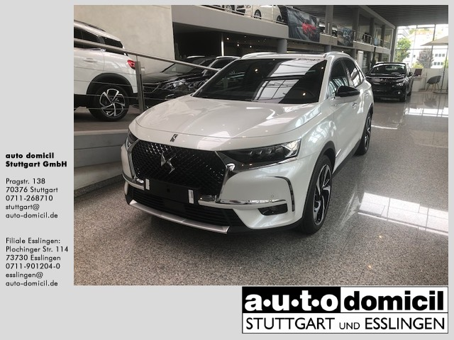 DS DS7 CROSSBACK Be Chic BlueHDi 180 Automatik Stop&Start