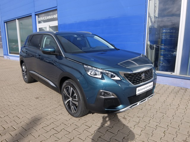 Peugeot 5008 PureTech 130 EAT8 Stop & Start Allure