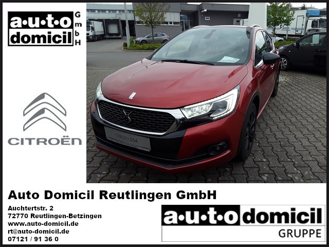 Citroen DS4 Crossback BlueHDI120