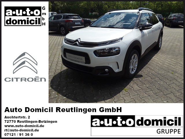 Citroen C4 Cactus Shine PureTech 130 EAT6