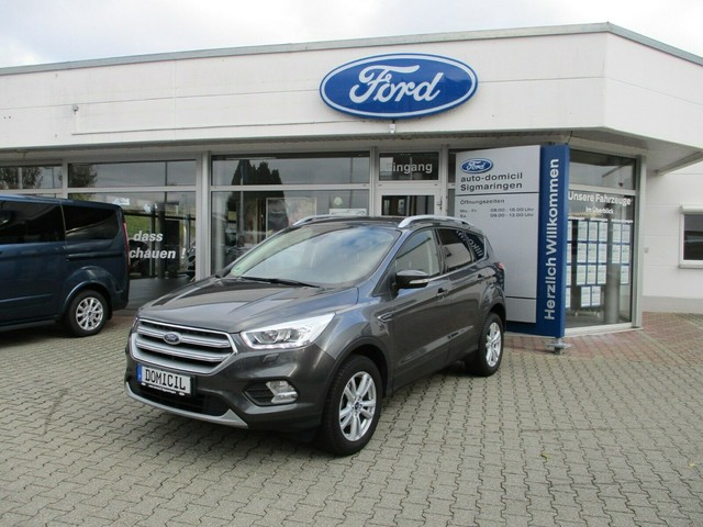 Ford Kuga Cool & Connect 150 PS EcoBoost