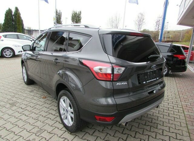Ford Kuga Business 150 PS Ecoboost voll