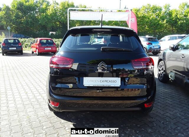 Citroen C4 Picasso BHDi 120 Selection voll