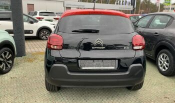 Citroen C3 Pure Tech 110 S&S SHINE MUSKETIERUMBAU voll