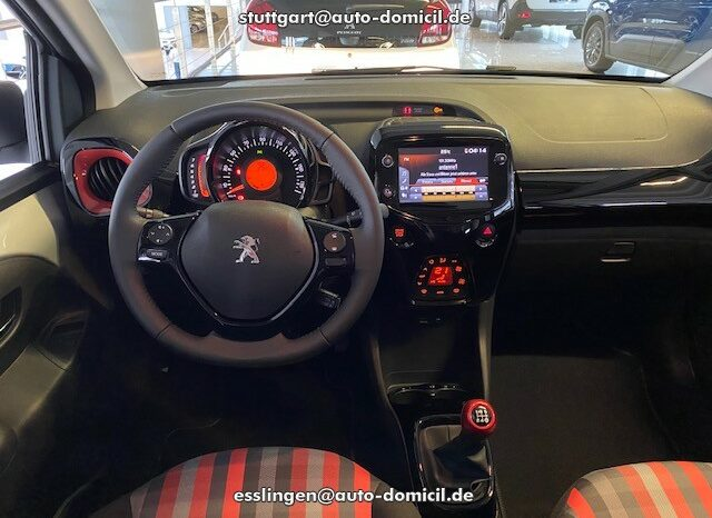 Peugeot 108 Collection VTi 72 (EURO 6d) voll