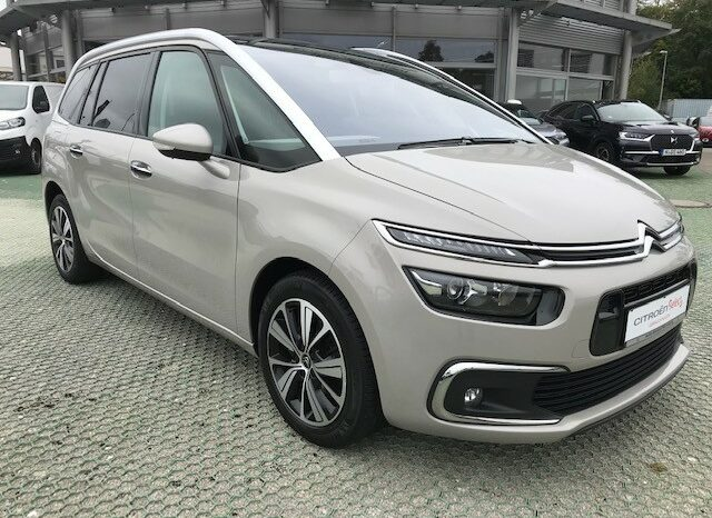Citroen Grand C4 Picasso BlueHDi 150 SELECTION Navigation Glasdach voll