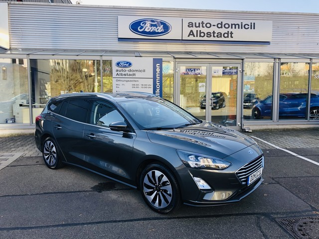 Ford Ford Focus 125 PS C&C MHEV TAGESZULASSUNG!!!