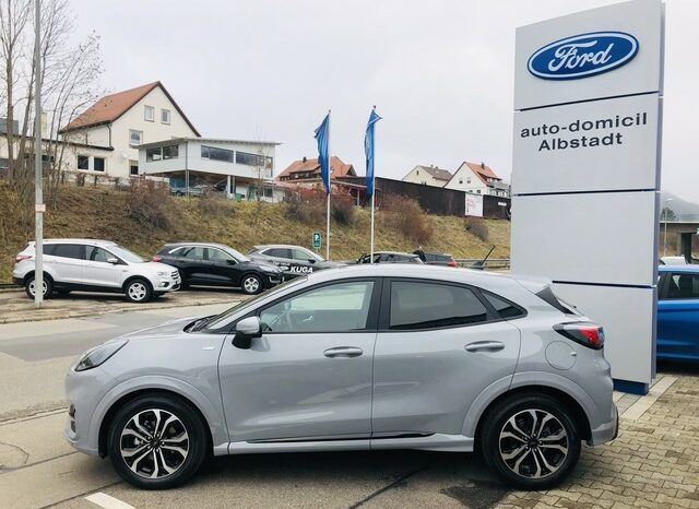 Ford Puma 1.0 EcoBoost ST-Line S/S voll