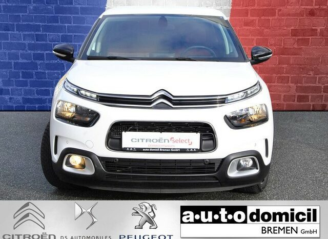 Citroen C4 Cactus Shine PT 130 Navi+RFK+SHZ+Carplay voll