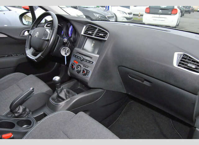 Citroen C4 Selection Blue HDI 100 Navi+PDC+Carplay voll