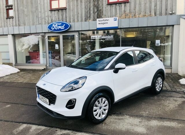 Ford Puma 1.0 EcoBoost Mild Hybrid Cool&Connect S/S (EU voll