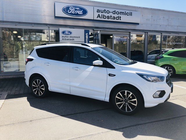 Ford Kuga ST-Line 150PS inkl. WKR