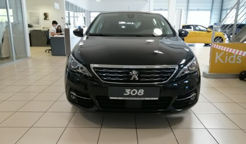 Peugeot 308 BlueHDi FAP 130 EAT8 Stop & Start Allure Pack voll